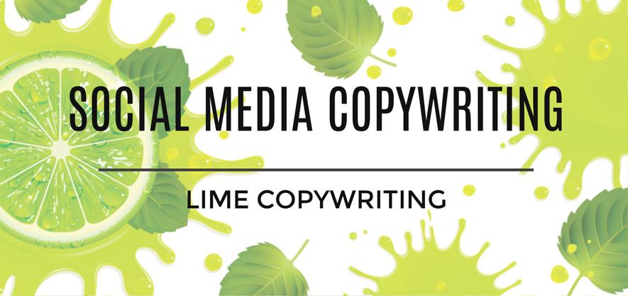 Social Media Copywriting Services