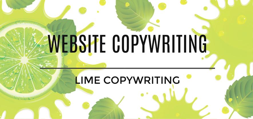 Website Copywriting Services