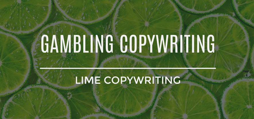 Gambling Copywriting Services