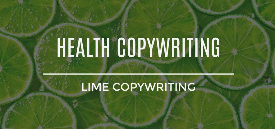 Health Copywriting Services