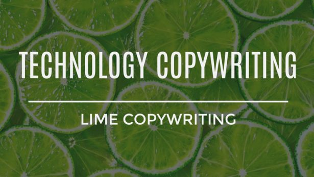 Technology Copywriting Services