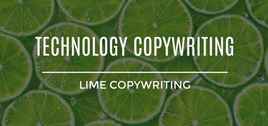 Technology Copywriting Services